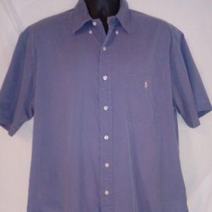 Ralph Lauren Men's Blake Shirt Size Large